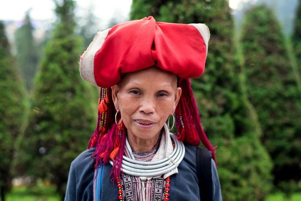 mujer vietnamita foto de bisual studio