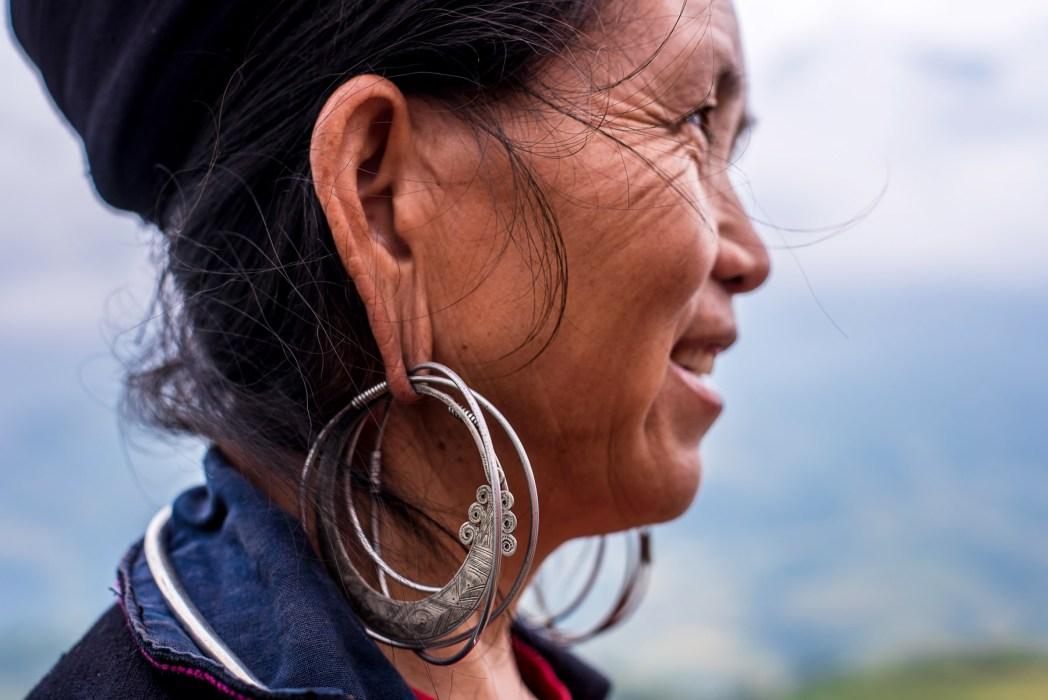 mujer en el norte de vietnam foto de bisual studio