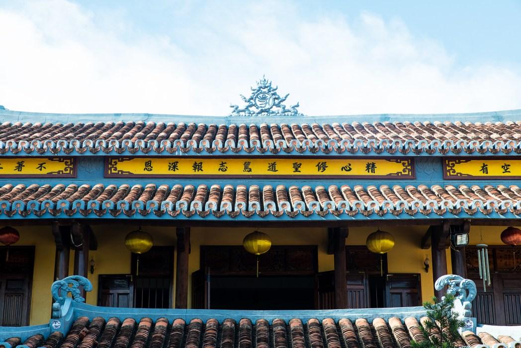 ciudad imperial de hue en vietnam - foto de Bisual Studio