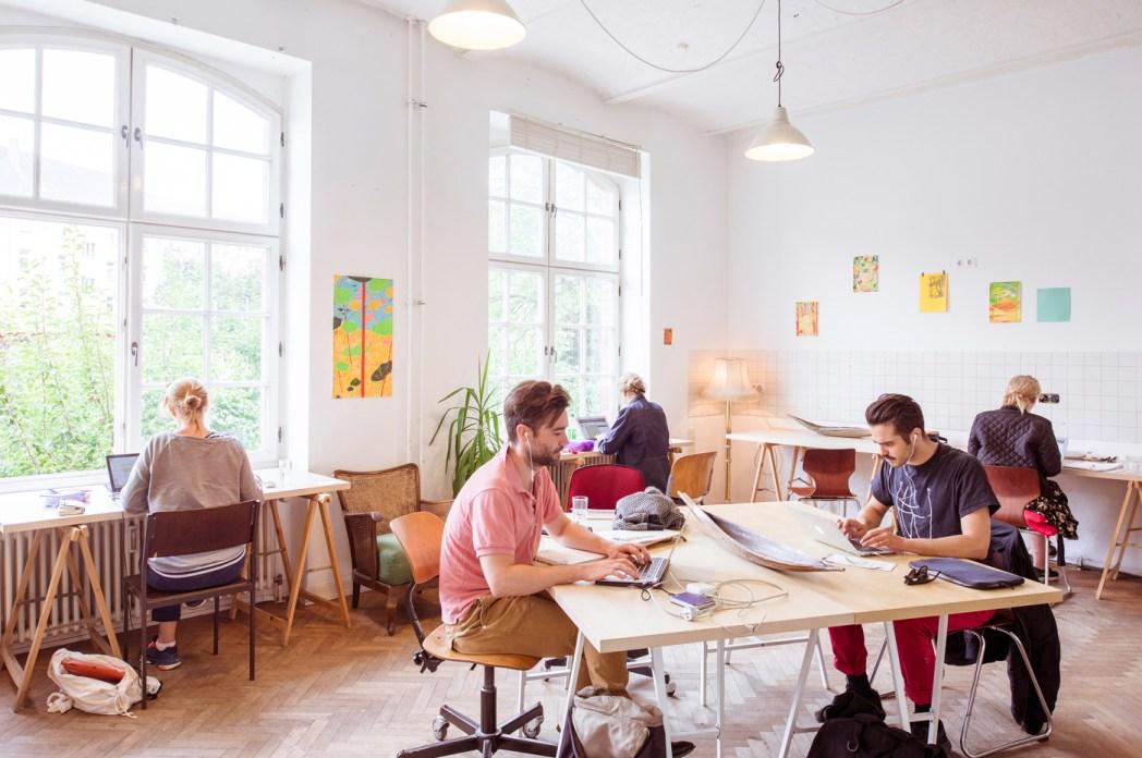 espacio de coworking en berlin agora collective