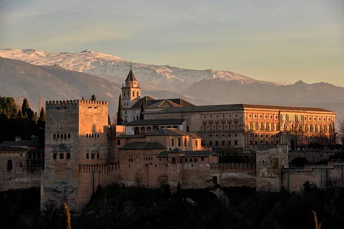 Alhambra de Granada © Bisual Studio