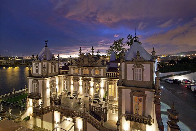 hotel palacio do freixo