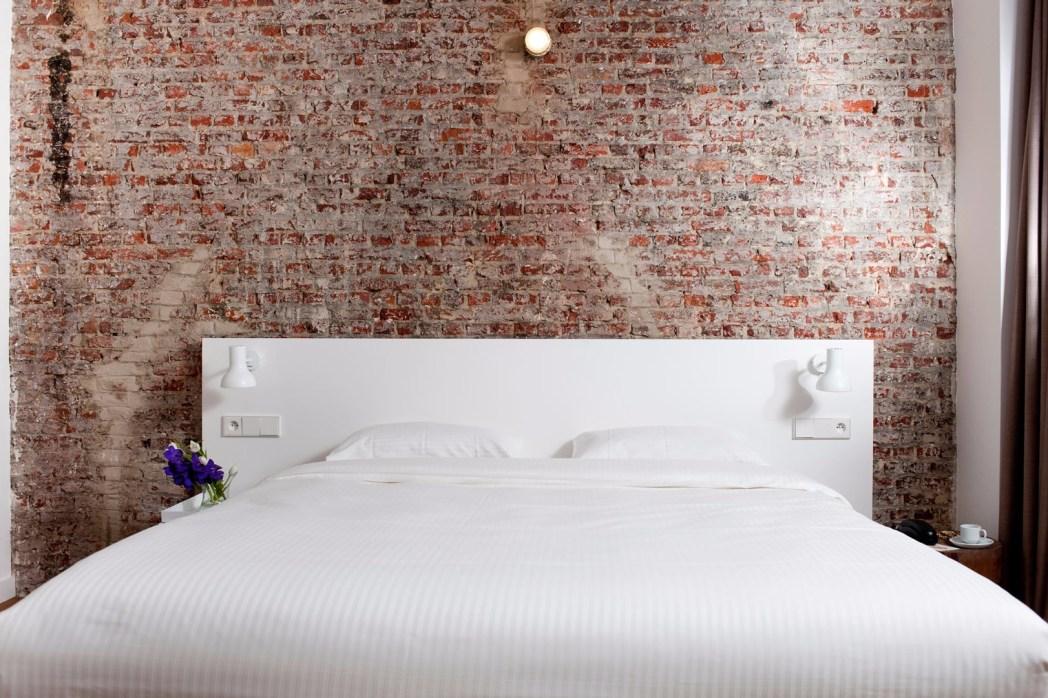 habitación del 9hotel central en bruselas