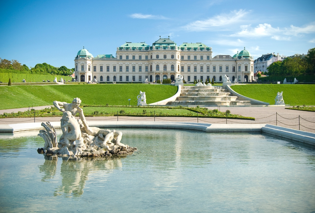 El Palacio del Belvedere