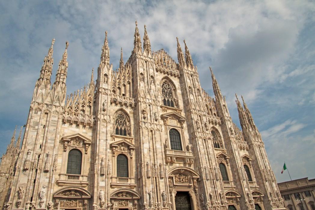 catedral de Milán o Duomo di Milano