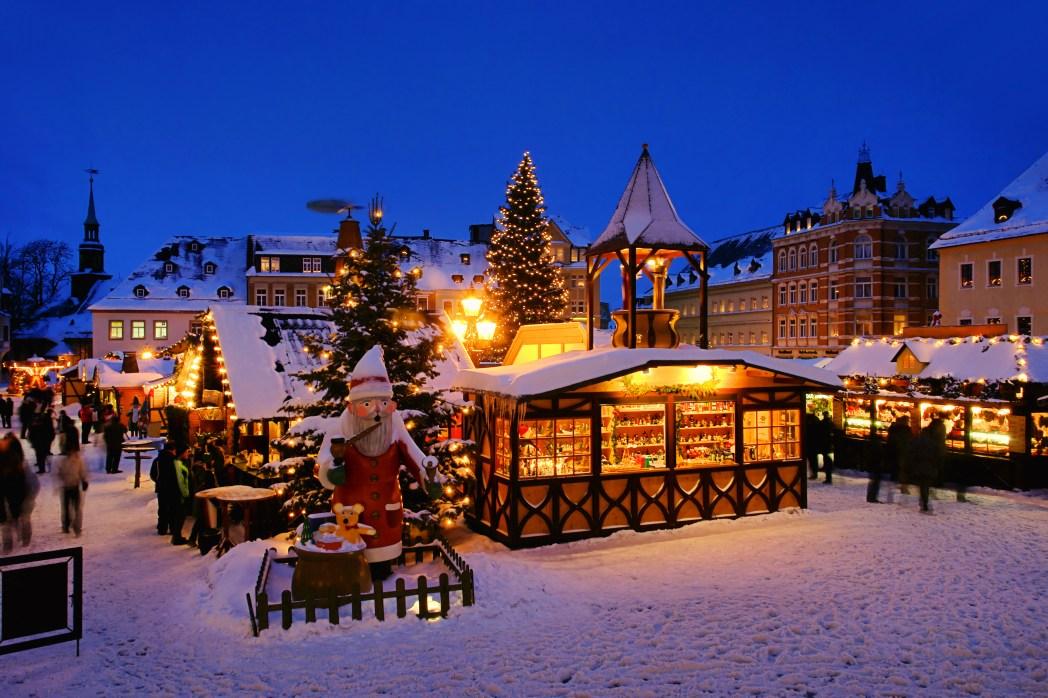 Mercado de Navidad de Zúrich