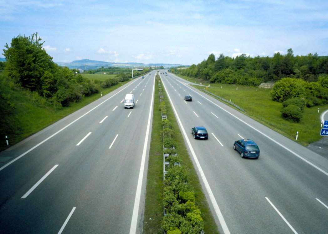 carretera paisaje