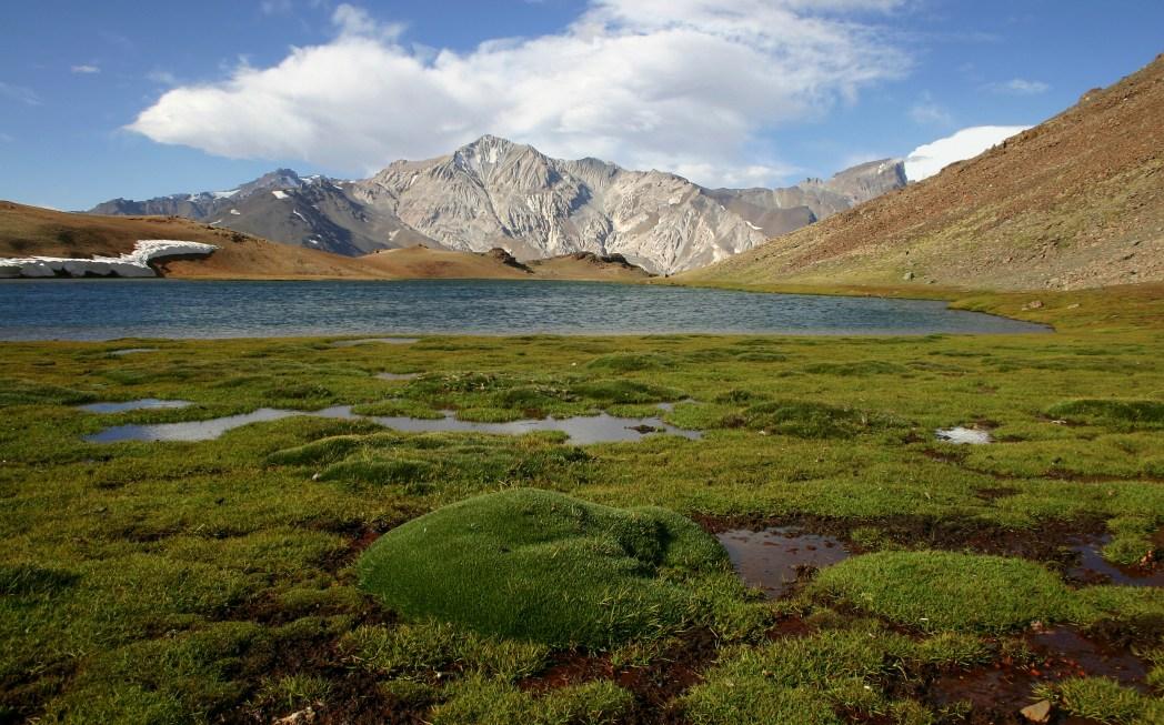 Argentina hikers Aconcagua national park