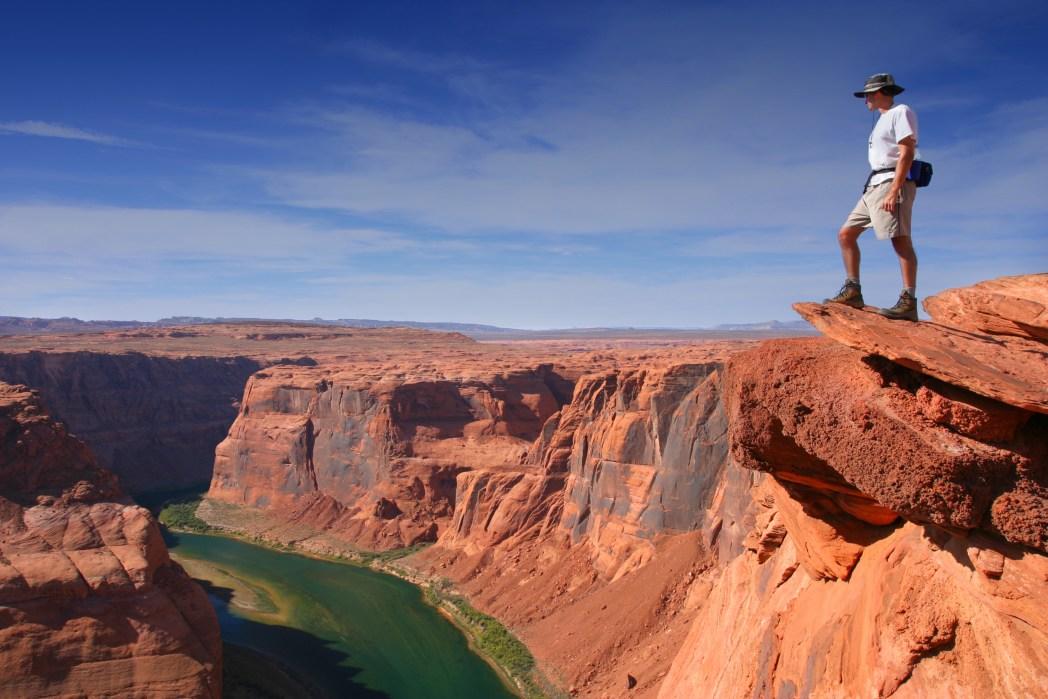 Grand Canyon skywalk © Antonio Garcia / Flickr (Creative Commons)