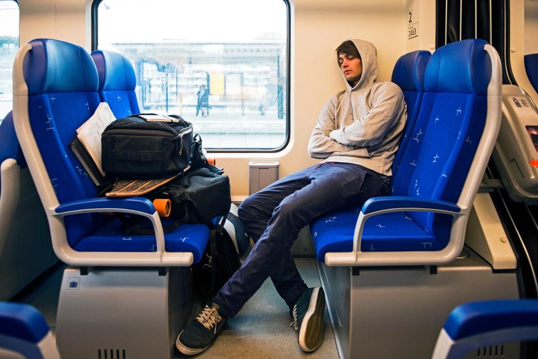 viaje en tren por bolivia