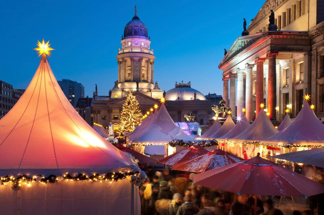 Mercado de Navidad de Copenhague