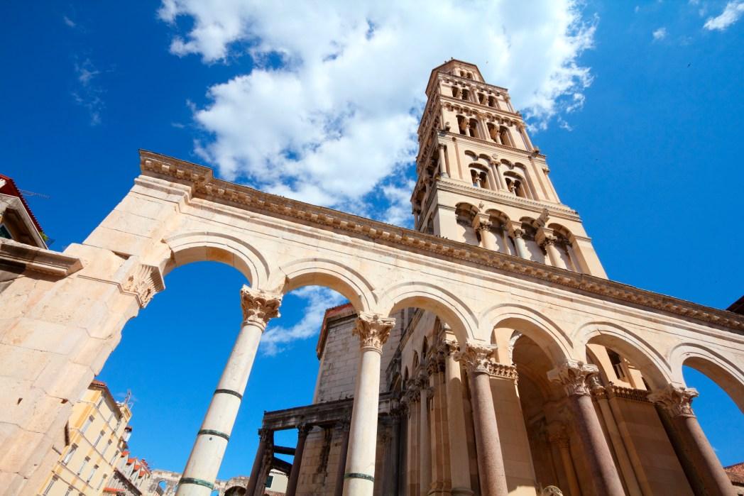 palacio de diocleciano en split croacia juego de tronos