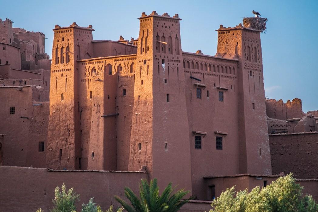 kasbah marroqui y campos