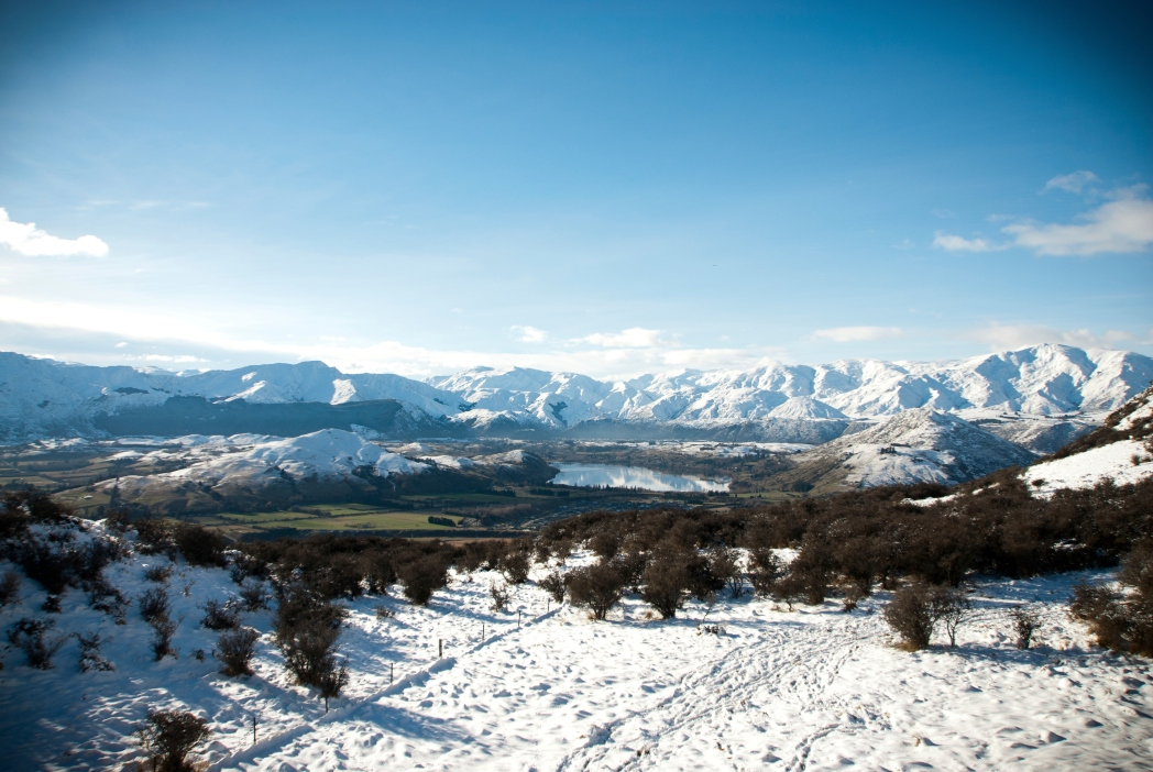 queenstown en invierno