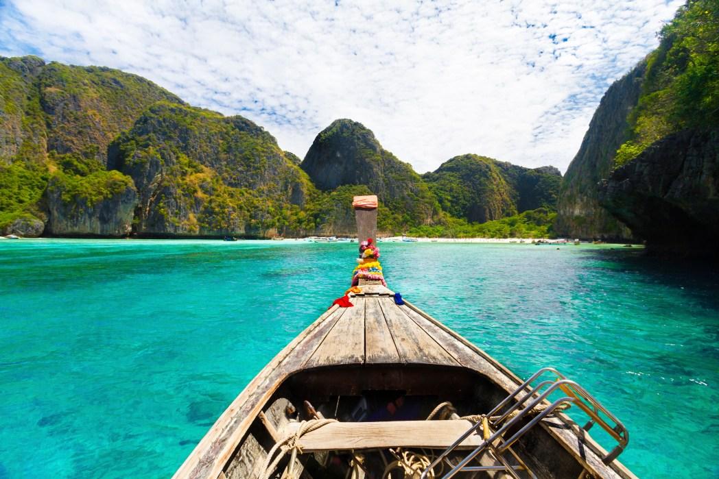 Koh Tao Thailand beach island
