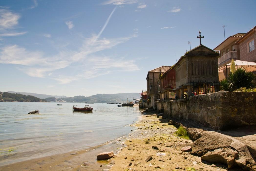 pueblo de combarro galicia