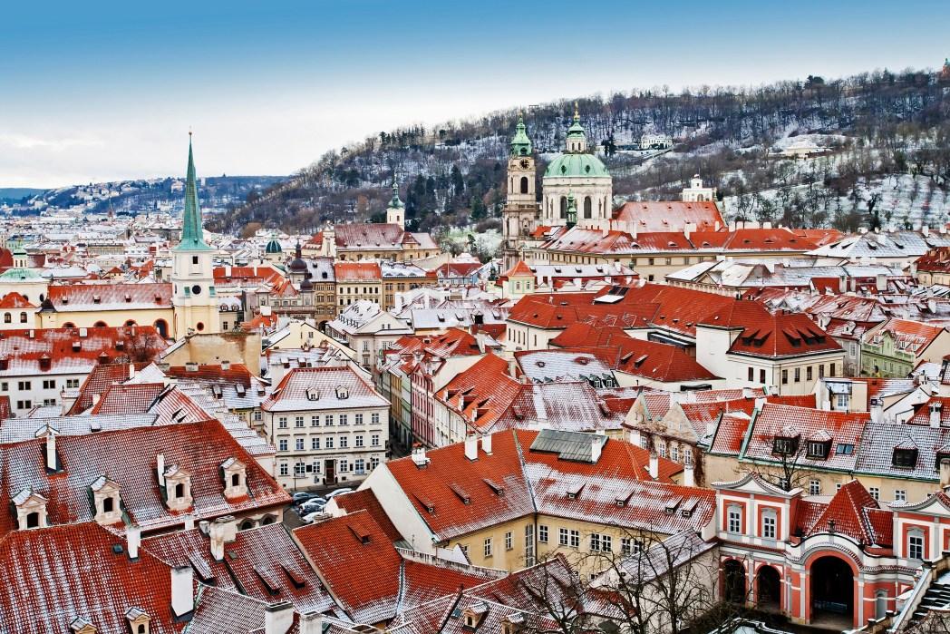 Barrio de Malá Strana en Praga