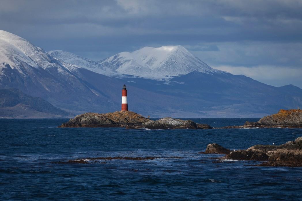 Argentina Ushuaia Beagle Channel lighthouse