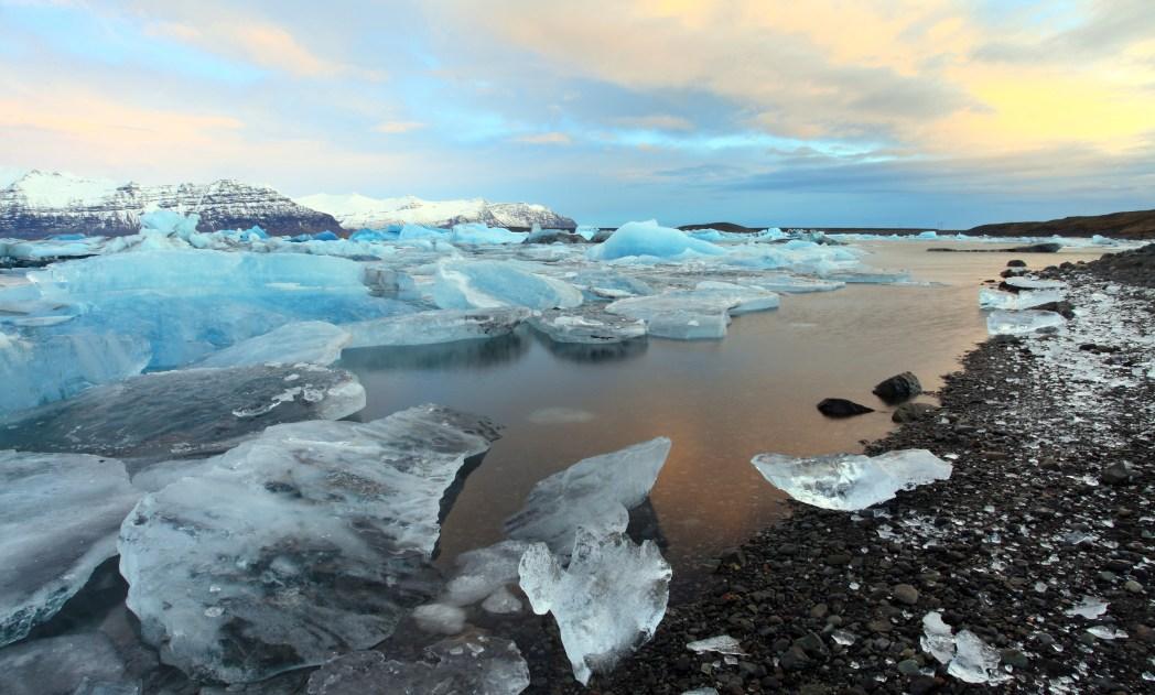 Glaciar del Vatnajökull