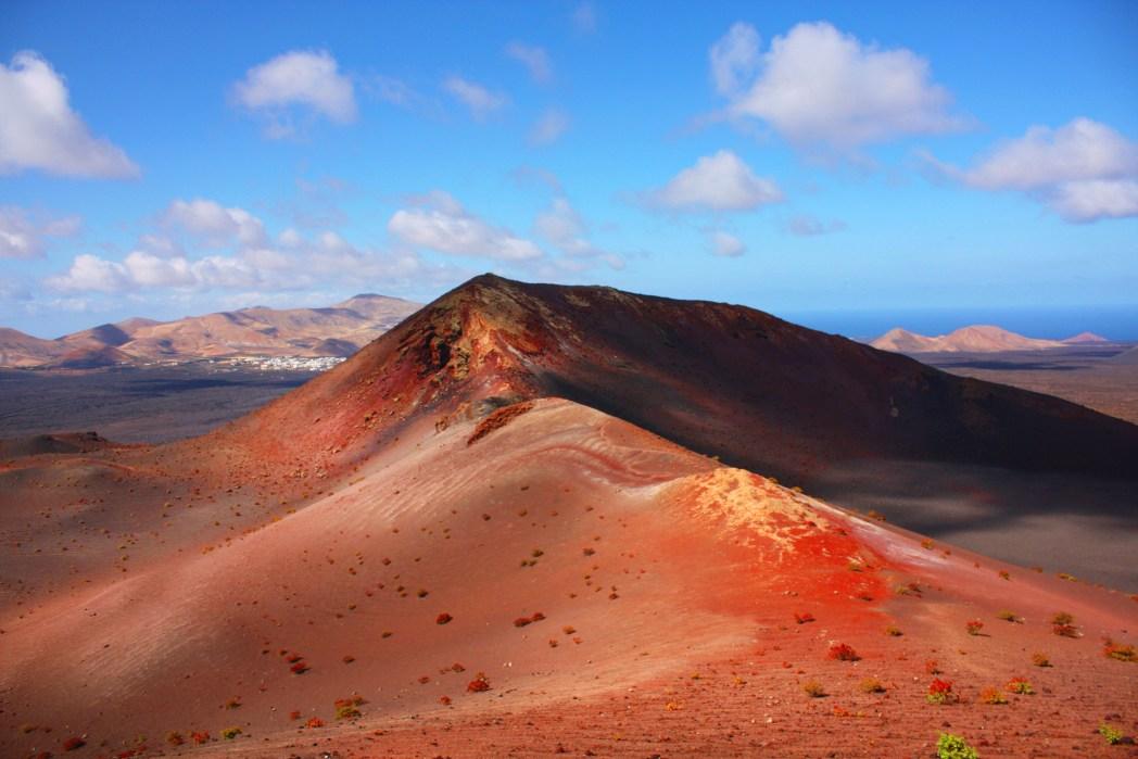 timanfaya volcanes