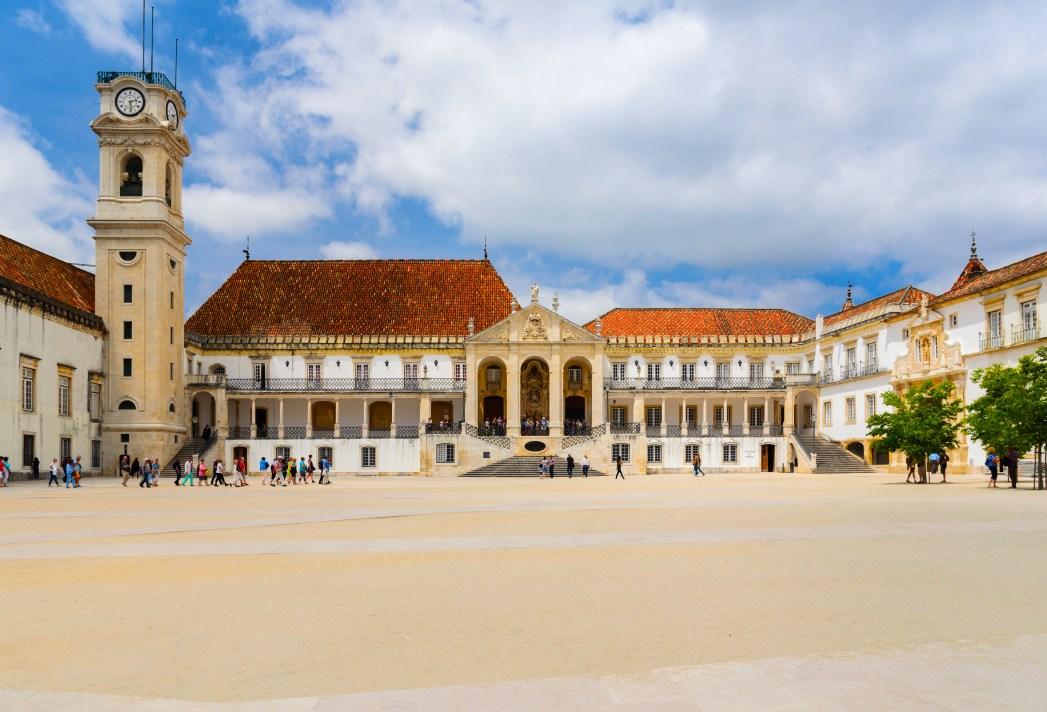 catedral de coimbra portugal