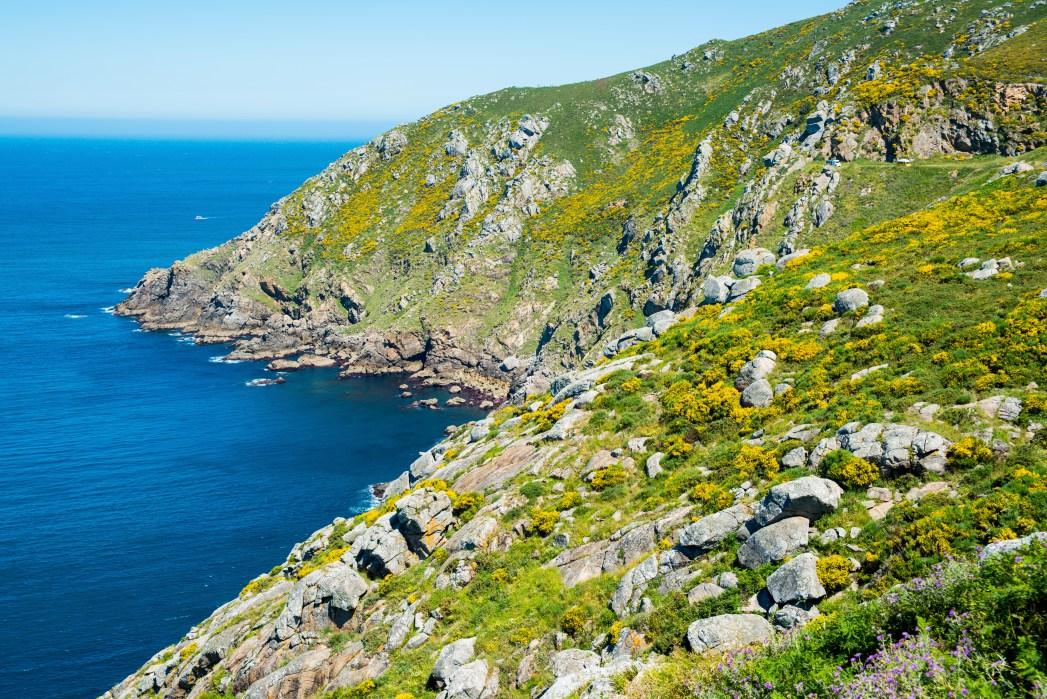 Costa de Finisterre Galicia