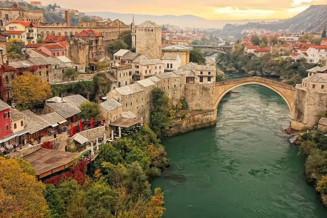 Puente viejo de mostar