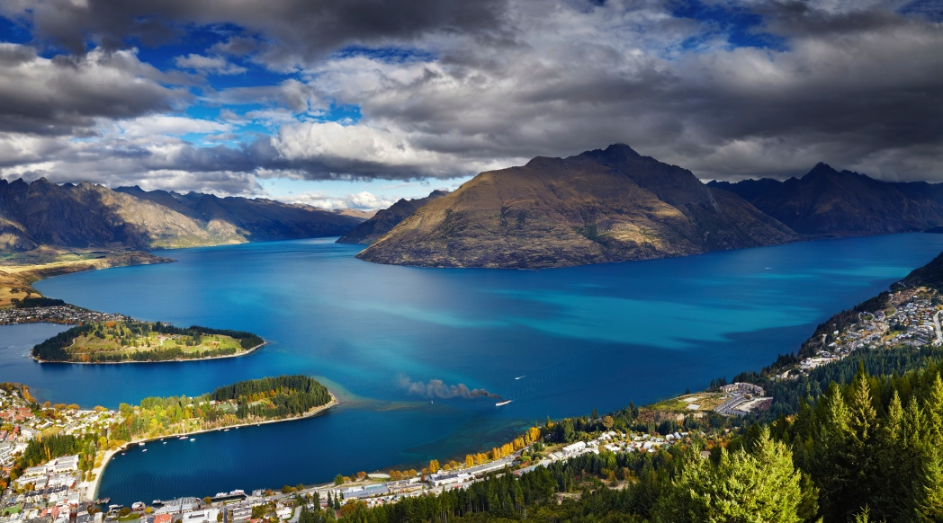 Wanaka Treble Cone New Zealand Hobbit
