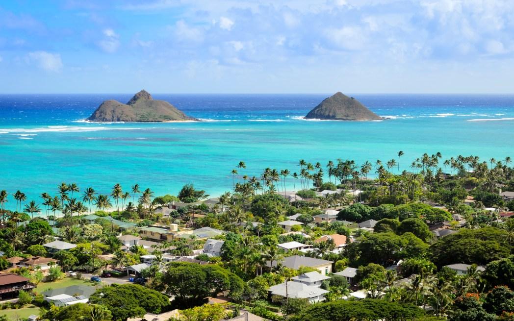 Casi te parecerá oir y ver a los dinosaurios en las islas de Hawái