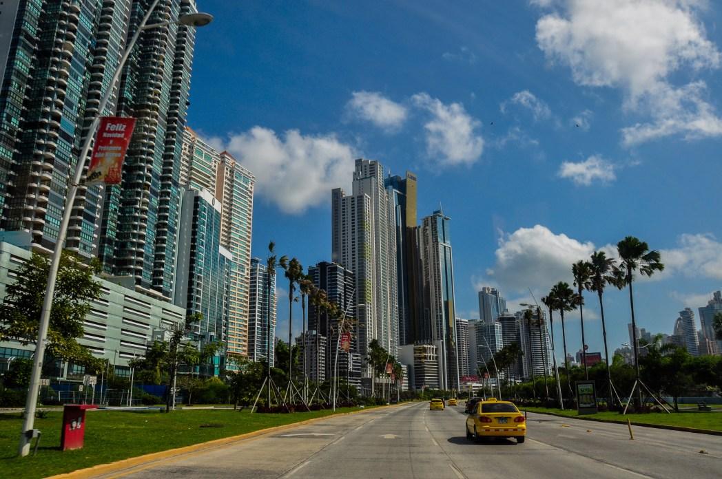 Panamá, ruta por Centroamérica