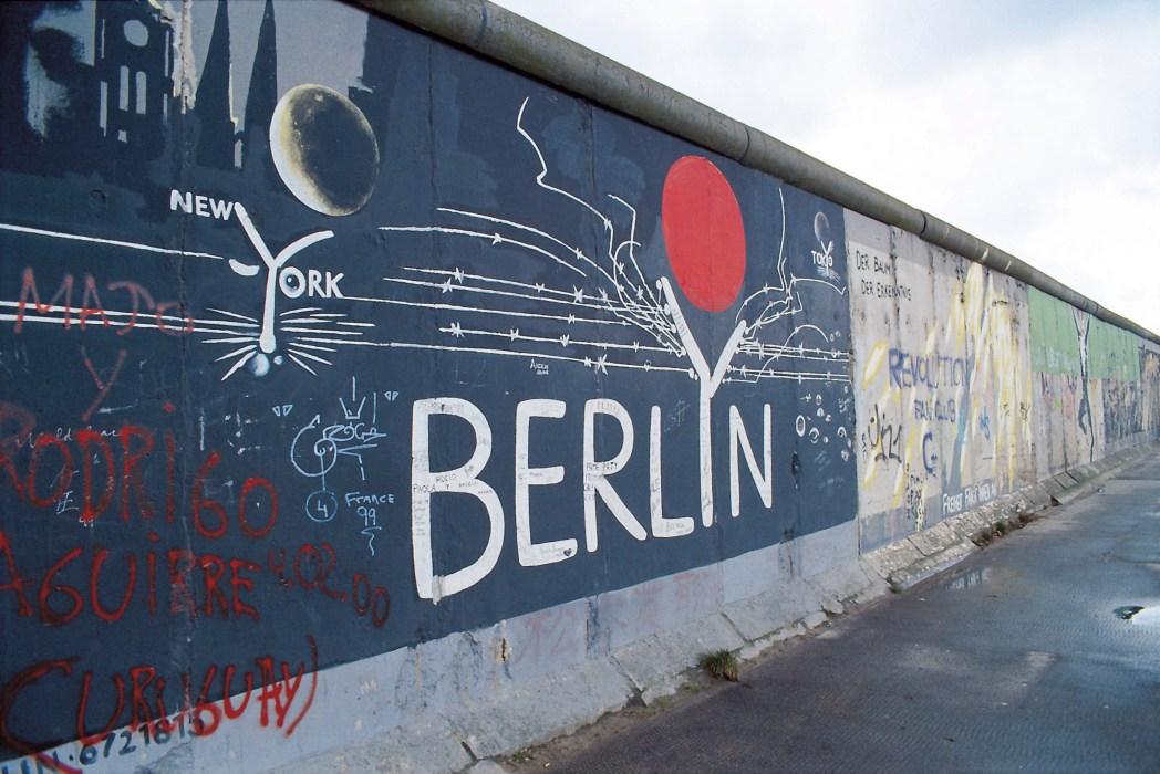 Sitio Conmemorativo del Muro de Berlín