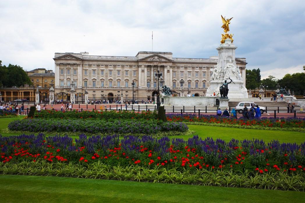 St james Park London Buckingham Palace
