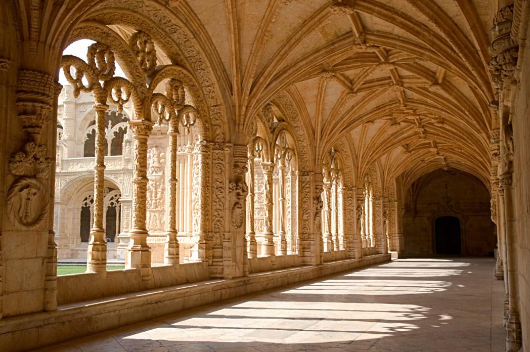 Monasterio de los Jerónimos Lisboa Portugal