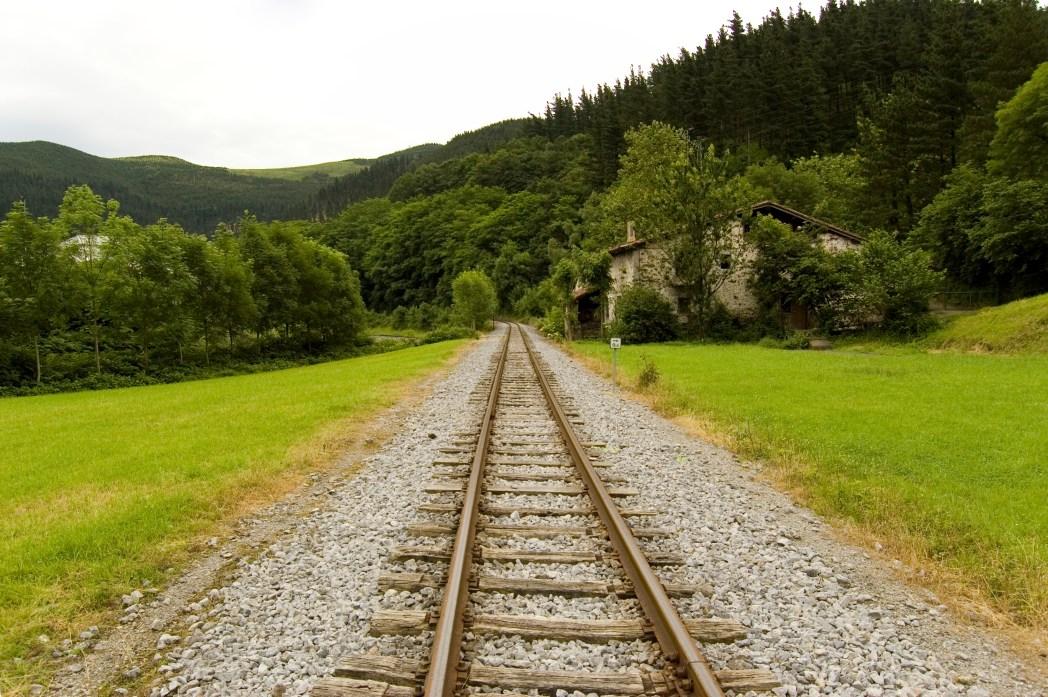 Vias verdes navarra y país vasco