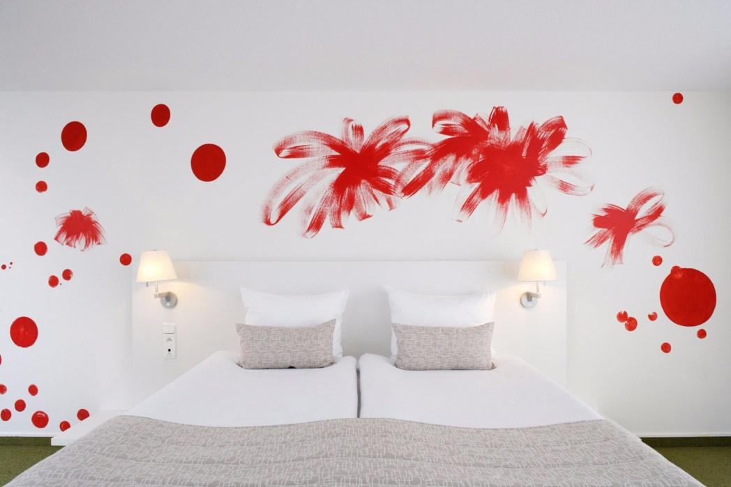 habitación en el hotel bloom en bruselas