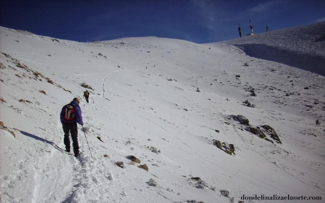 rutas por la sierra de guadarrama madrid