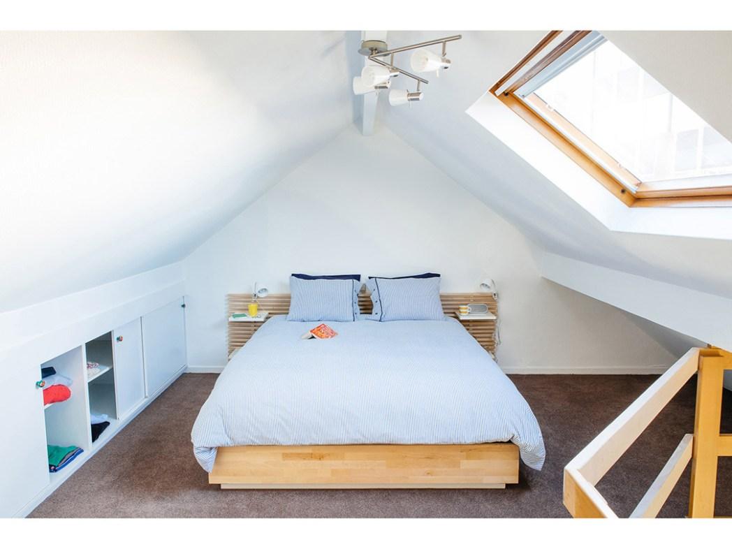 habitación del B&B Place Jourdan de Bruselas