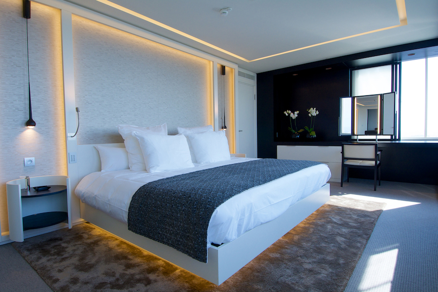 suite del hotel The Hotel de Bruselas