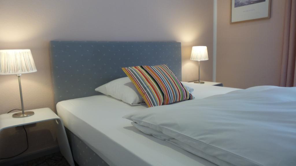 habitación del Hotel Alt Tegel en Berlín