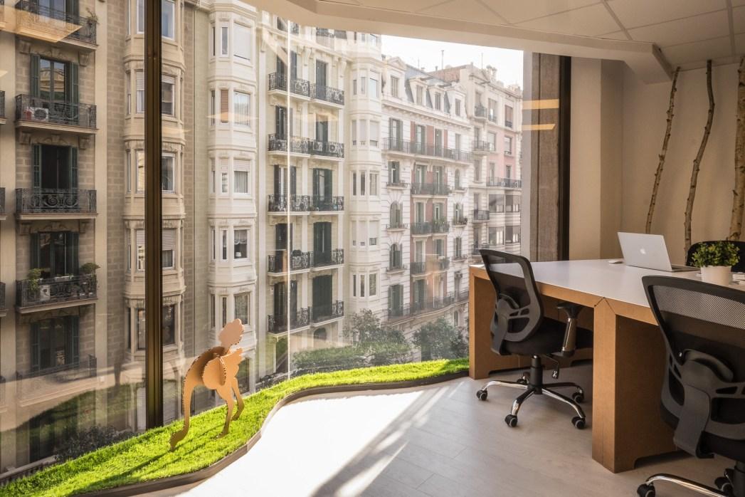 espacio de coworking barcelona talent garden