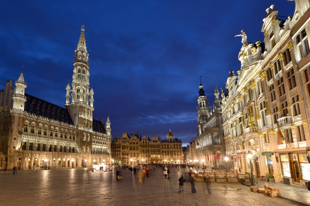 grande place de bruselas