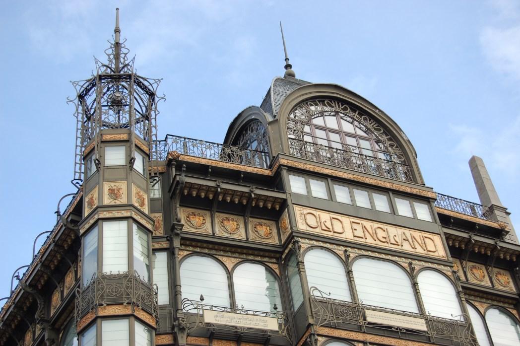 museo de los instrumentos musicales en bruselas