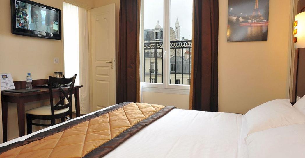 Best Western Hotel Montmartre Sacré-Coeur