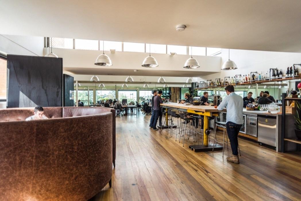 espacio de coworking blix spaces en melbourne