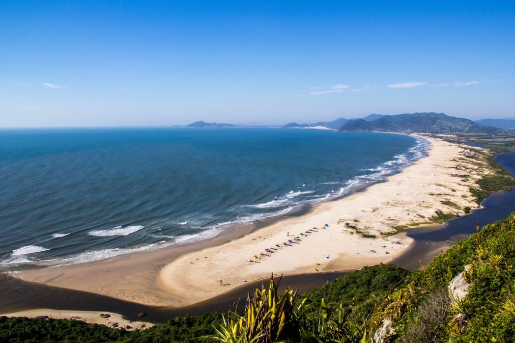 playa en florianópolis