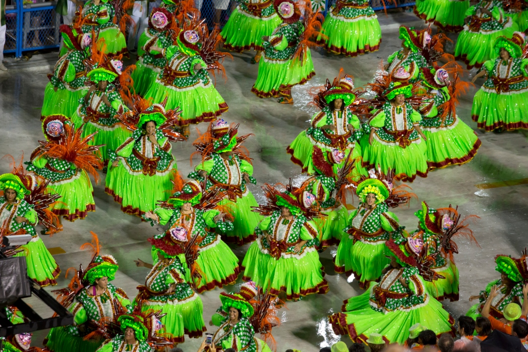 Viaja al Carnaval de Brasil: los mejores carnavales y cómo