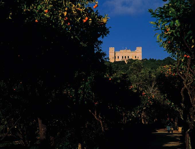 La residencia de Illyrio Mopatis © ViewingMalta.com
