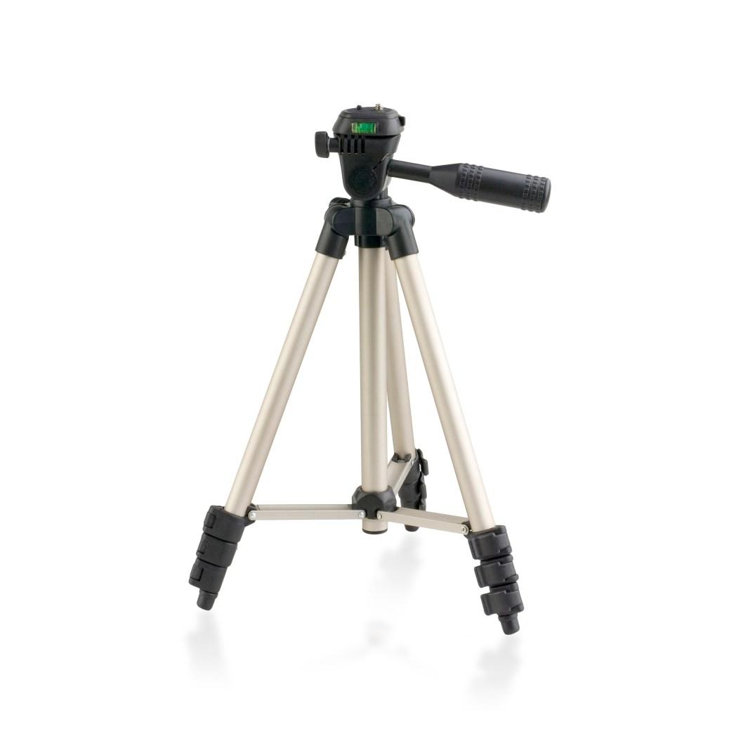 trípode de cámara de fotos