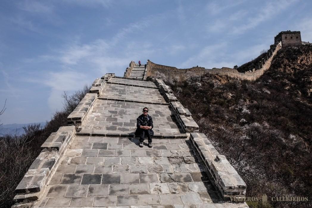 gran muralla china foto de Viajeros Callejeros