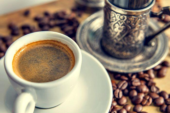 café tradicional en estambul